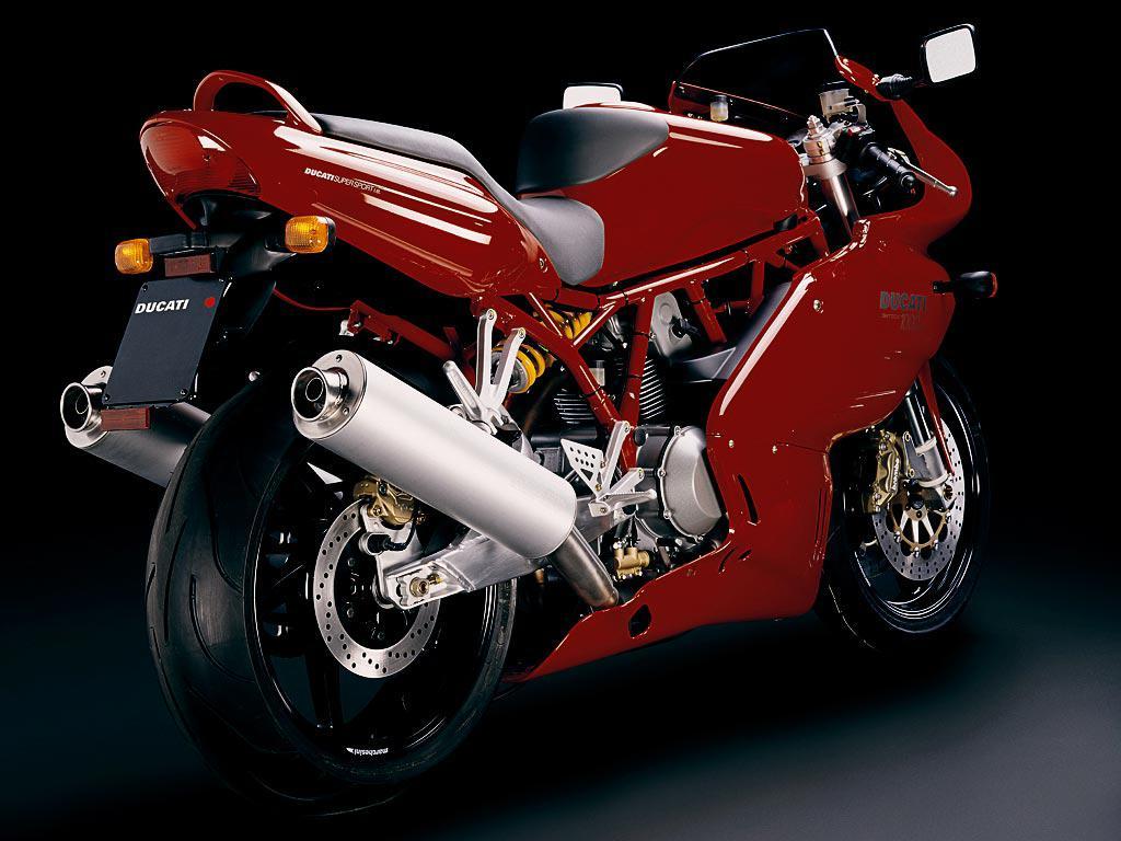 2006 Ducati Super Sport 1000 DS