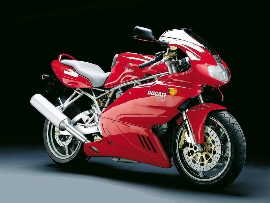 Ducati Ss Manual