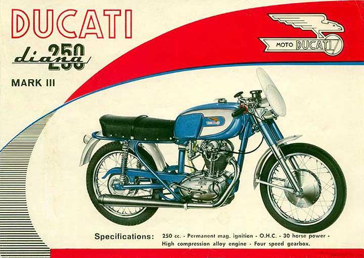 Ducati Diana  For Sale