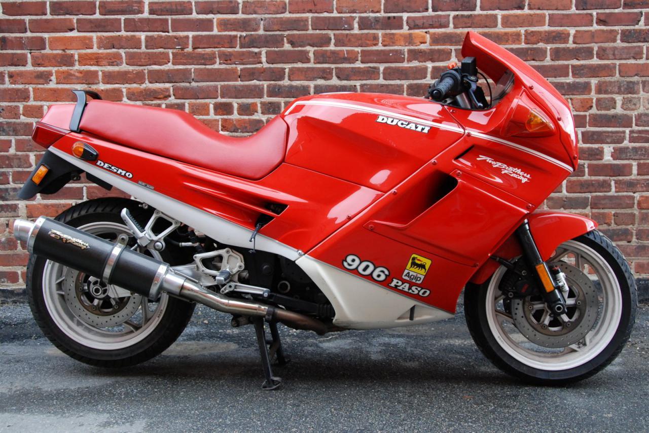 1990 Ducati Paso 906